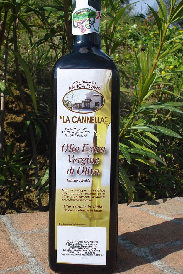 LaCannella_Agriturismo_Olio